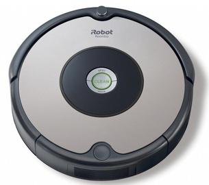iRobot Roomba 604 Robot Vacuum Cleaner Gray