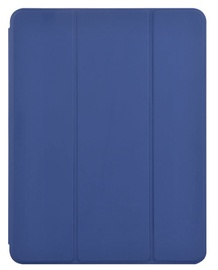 Devia Leather Case With Pencil Slot For Apple iPad Mini 2019 Blue