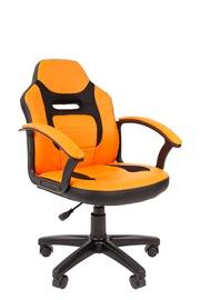 Bērnu krēsls Chairman 110 Black/Orange, 470x460x1025 mm