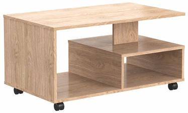 Kafijas galdiņš Skyland TCT 106 Oak Devon, 600x510x1000 mm