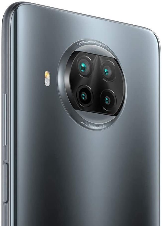 Mobilais telefons Xiaomi Mi 10T Lite 5G Pearl Gray, 64 GB