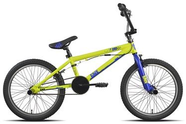 """Velosipēds Esperia BMX Freestyle, melna/zaļa, 20"""""""