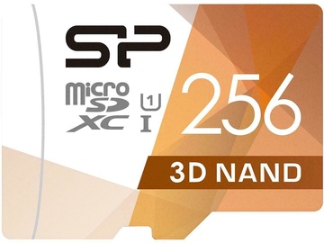 Silicon Power Superior Pro Colorful microSDXC 256GB UHS-I Class 10