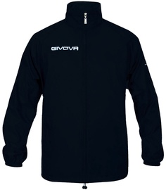Givova Basico Rain Jacket Black 2XL