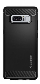 Spigen Rugged Armor Back Case For Samsung Galaxy Note 8 Matte Black