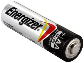 Energizer Alkaline Battery Base AA B3+1