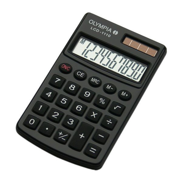 Olympia LCD-1110