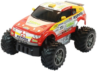 Rastar Pajero 1:18 Red/Orange