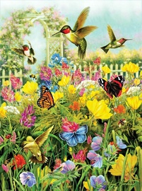 Ravensburger Puzzle Summer In The Meadow 1000pcs 19059
