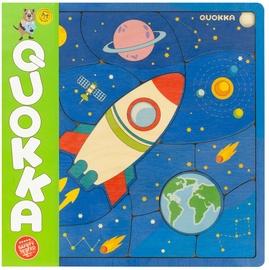 Quokka Mosaic Puzzle Space