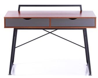 Письменный стол Homede Dust Tolm, ореховый