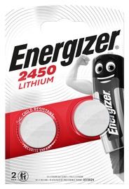 LITIJA BATERIJAS ENERGIZER CR2450 3V 620 mAh