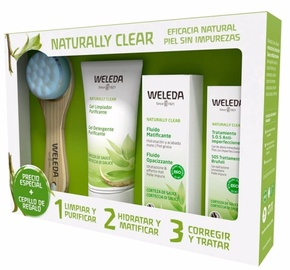 Komplekts Weleda Naturally Clear, 140 ml