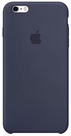 Apple Case For iPhone 6s Plus Silicone Midnight Blue