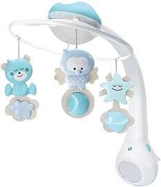 Infantino 3in1 Projector Musical Mobile Blue