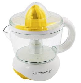 Citrusaugļu sulu spiede Esperanza Clementine EKJ001 Yellow