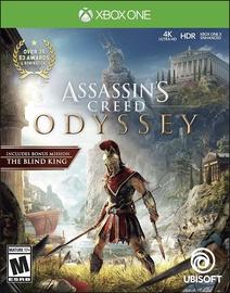 Игра Xbox One Assassins Creed Odyssey Xbox One