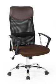 Biroja krēsls Vire, brūns