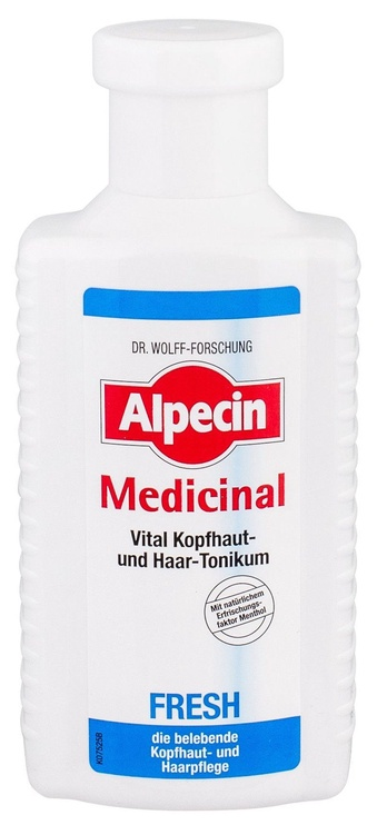 Alpecin Medicinal Fresh Vitalising Scalp And Hair Tonic 200ml