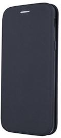 TakeMe Viva Series Book Case For Samsung Galaxy J4 Plus J415 Black