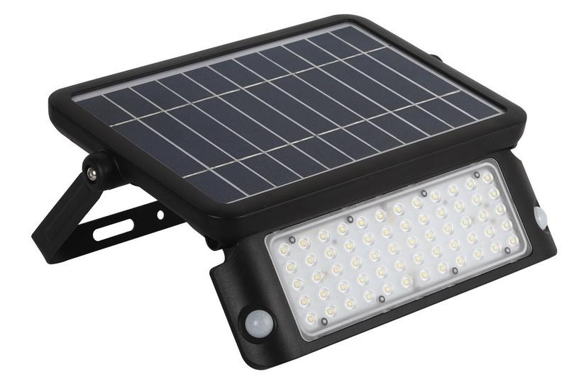 Kobi Solar Floodlight LED MHC 10W Black