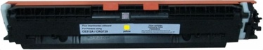Uprint Toner Cartridge for Canon / HP 1000p Yellow