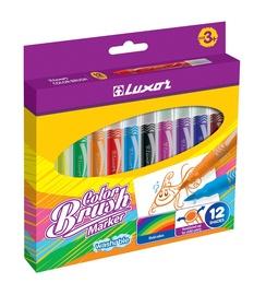 Luxor Felt Tip Pens 12pcs