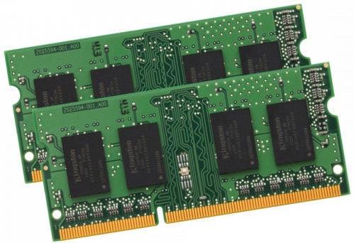 Kingston ValueRAM 8GB 1600MHz CL11 DDR3L SO-DIMM KIT OF 2 KVR16LS11K2/8