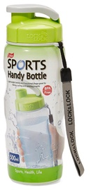 Lock & Lock HPP727 Color Sports Bottle 500ml Green