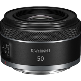 Объектив Canon RF 50mm F1.8 STM, 160 г