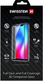 Swissten Ultra Durable Full Face Screen Protector For Huawei P30 Pro Black