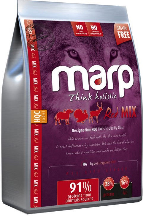 Marp Red Mix Holistic Dog 12kg