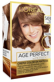 L´Oreal Paris Excellence Age Perfect Hair Color 5.3