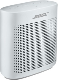 Bezvadu skaļrunis Bose Soundlink Color II Polar White, 10 W