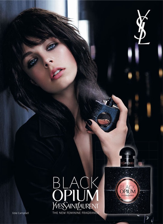 Парфюмированная вода Yves Saint Laurent Black Opium 50ml EDP