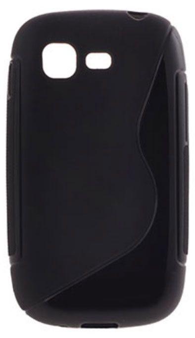Telone Back Case S-Case for Samsung S5310 Pocket Neo Black