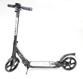 Bottari Scooter 140-170cm Black