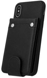 Mocco Smart Wallet Card Holder For Samsung Galaxy J4 Plus J415 Black