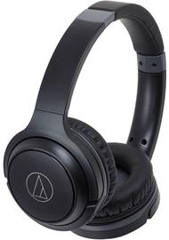 Austiņas Audio-Technica ATH-S200BTBK Black, bezvadu