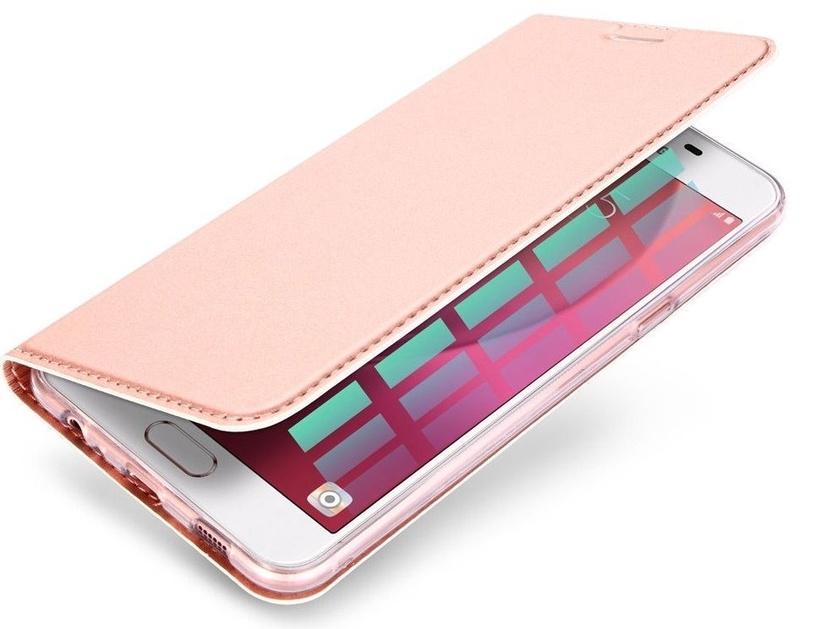 Dux Ducis Premium Magnet Case For Apple iPhone 5/5s/SE Rose Gold
