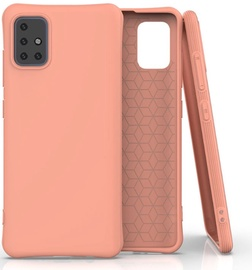 Fusion Solaster Back Case For Samsung Galaxy A51 Orange
