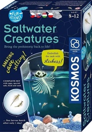 Intelektuāla rotaļlieta Piatnik Saltwater Creatures