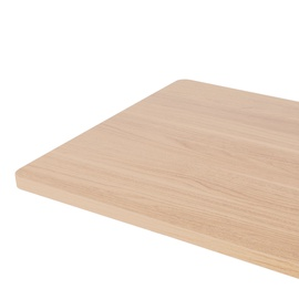 Home4you Ergo Table Top 160x80x1.6cm Birch