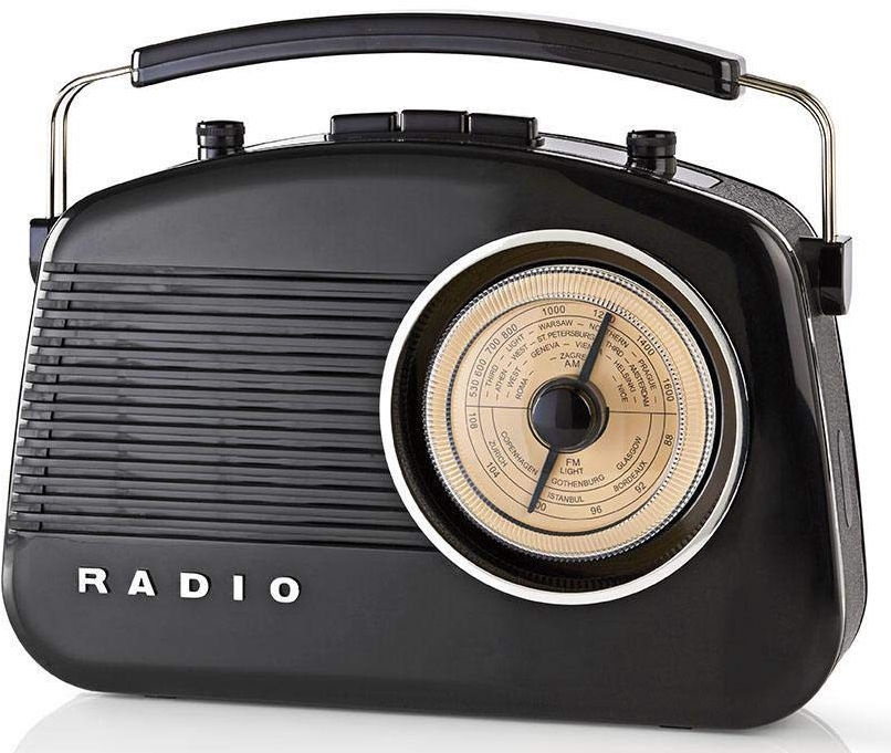 Nedis RDFM5000 Black