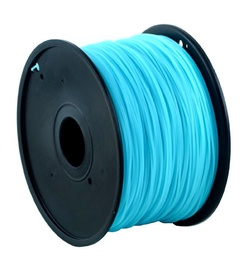 Flashforge ABS Plastic 1.75mm 1kg Luminous Blue