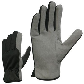 Diana Gloves Synthetic Leather With Nylon 7 12pcs