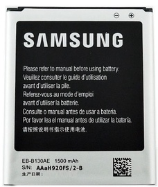 Samsung Origina Battery For Galaxy Ace Style/Ace 4 1500mAh