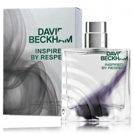 Tualetes ūdens David Beckham Inspired By Respect 40ml EDT