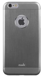Moshi iGlaze Armour Snap-on Case For iPhone 6 Plus Gunmetal Gray