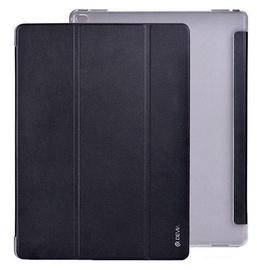 Devia Leather V2 Tablet Case for Apple iPad Pro 12.9 2018 Black
